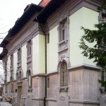 The regional history museum in the city of Silistra - Bulgaria