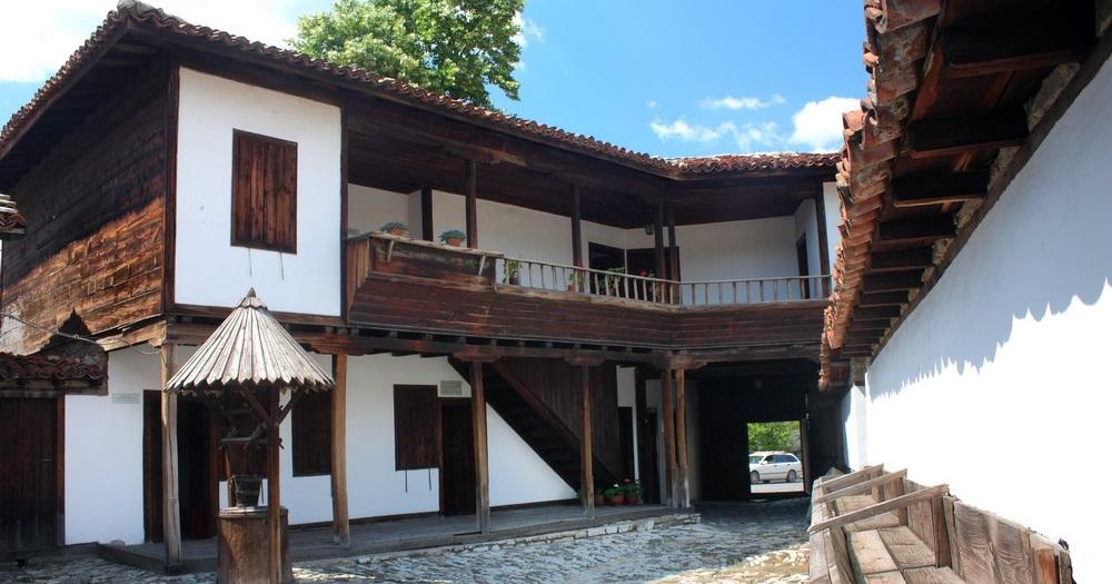 """Къща-музей """"Хаджи Димитър"""" – Сливен"""