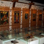 one of the most famous cultural and art museums in the Blagoevgrad region - the icon museum in the town of Bansko