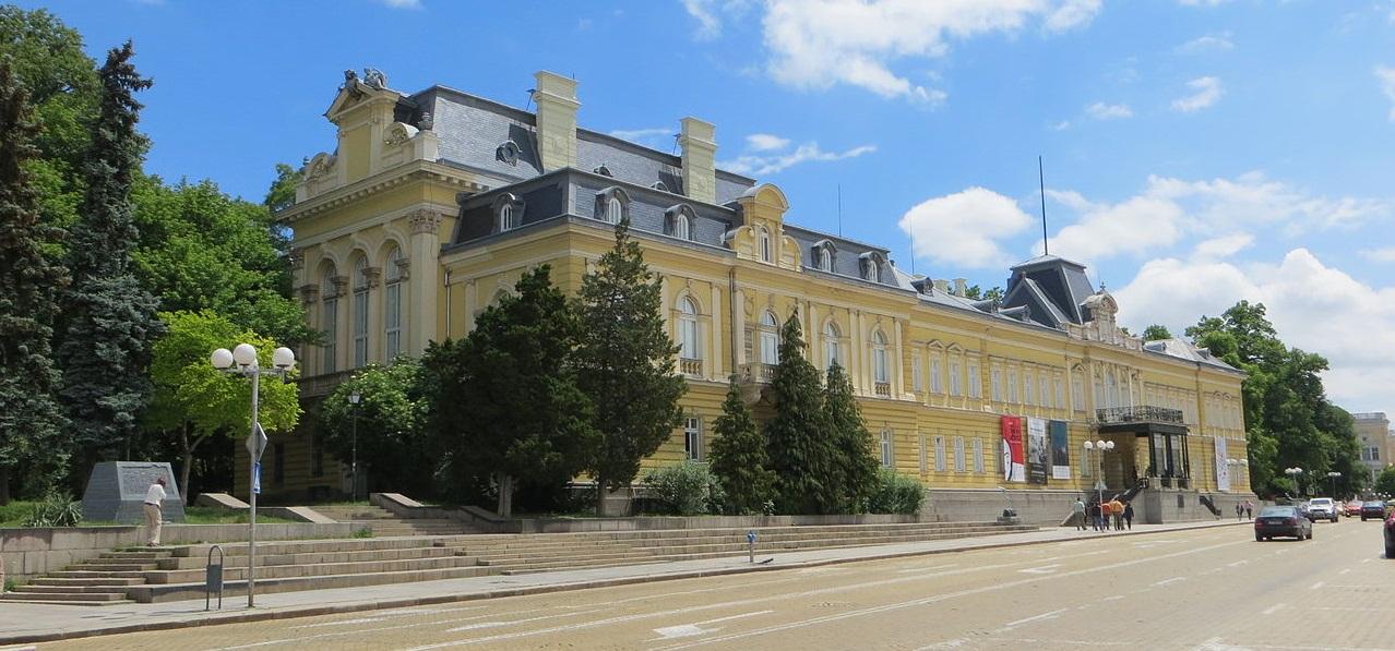 Национална художествена галерия – София
