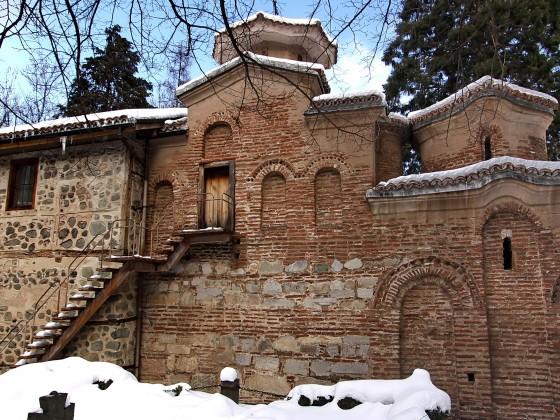 Боянска черква – София