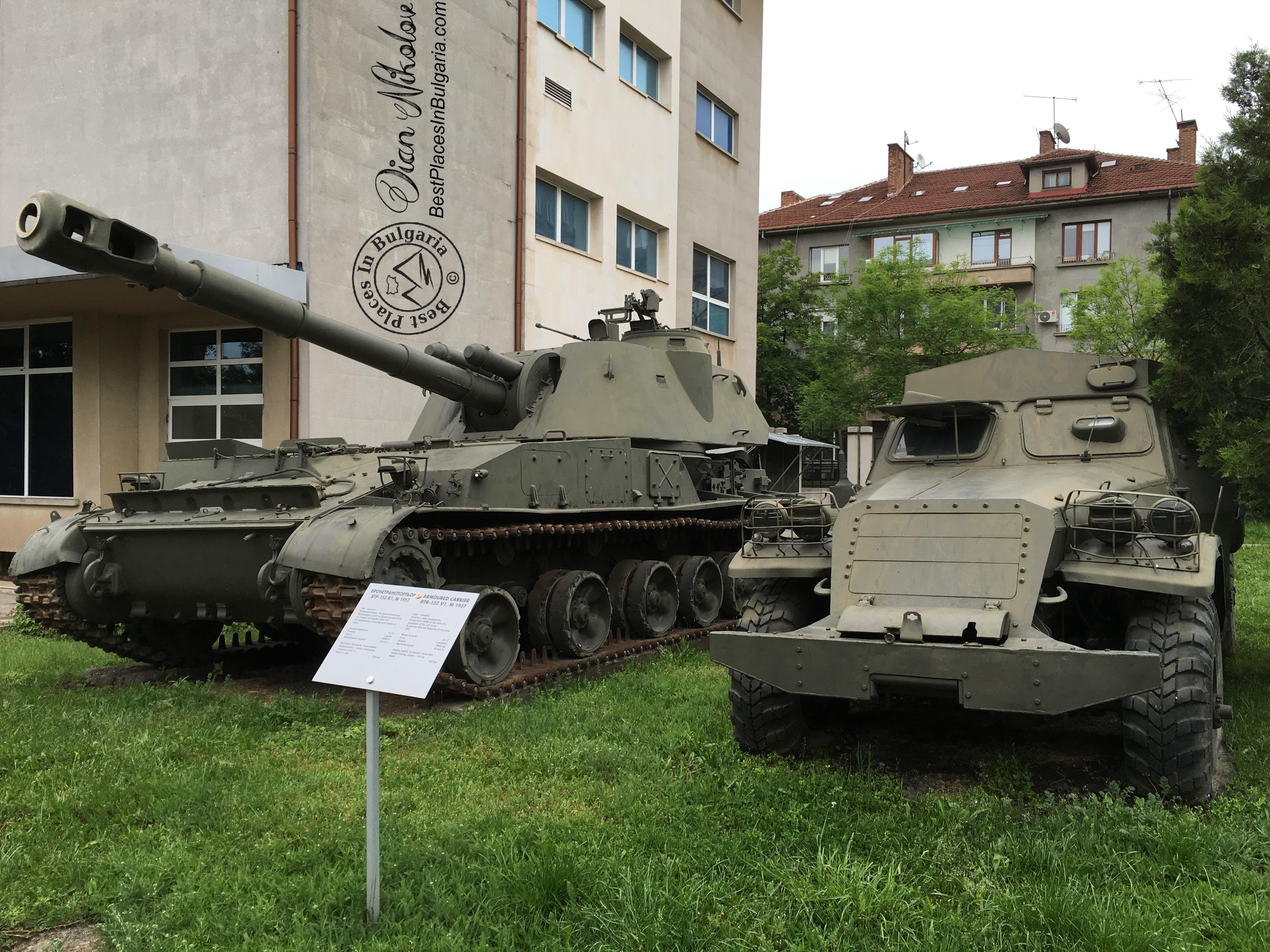 Nacionalen Voennoistoricheski Muzej Sofiya The Best Places In