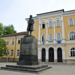 the only museum of educational history in Bulgaria - in the town of Gabrovo
