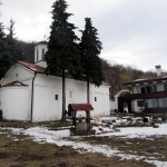 the lozen monastery - saint spas