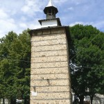 the oldest clocktower in Bulgaria is located in the small town of Etropole