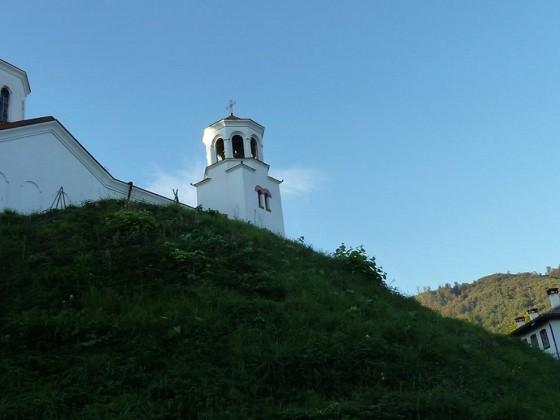 Клисурски манастир – Бързия