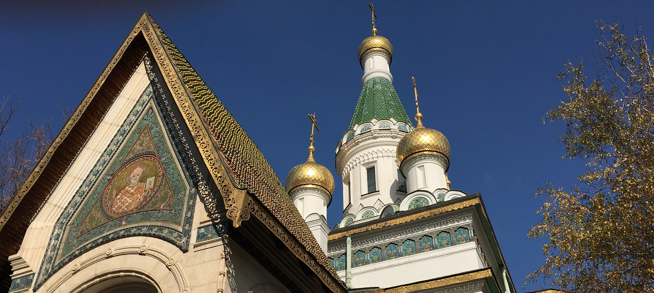 Руска църква – Св. Николай Чудотворец – София