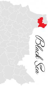 kavarna municipality map