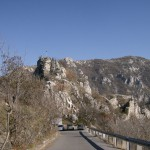 the road to the asenova fortress