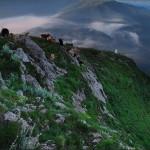 buynovsko gorge - panoramic view
