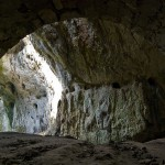 inside the Devetashka cave