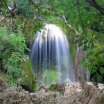 krushuna waterfalls - through the forest