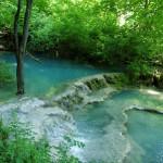 krushuna waterfalls - the river