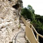 aladja monastey - on the path
