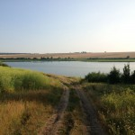 beli lom dam - a road to the coast