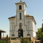 glozhene monastery - the church