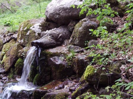 Местност Живата вода
