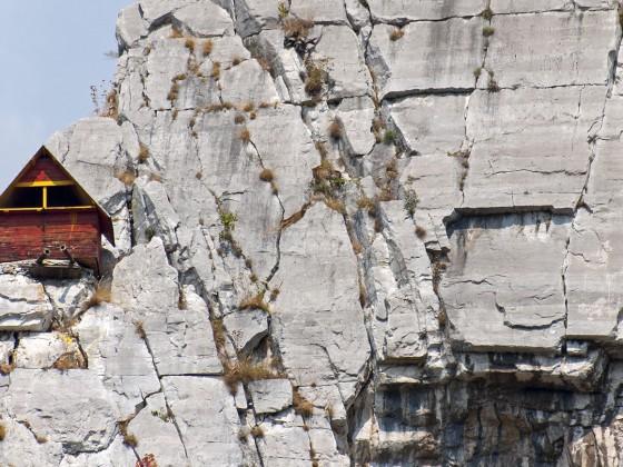 Алпийски заслон – Орлово гнездо
