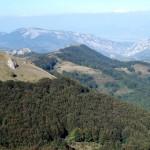 ruy peak - sunny panorama
