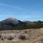 ruy peak - the top panoramic view