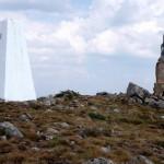 ruy peak - the top