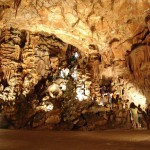 saeva dupka cave - the concert hall