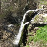 skoka waterfall - panoramic view