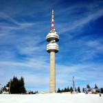 Snejanka - the tall tv tower