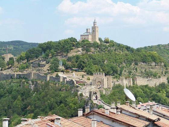 Крепостта Царевец