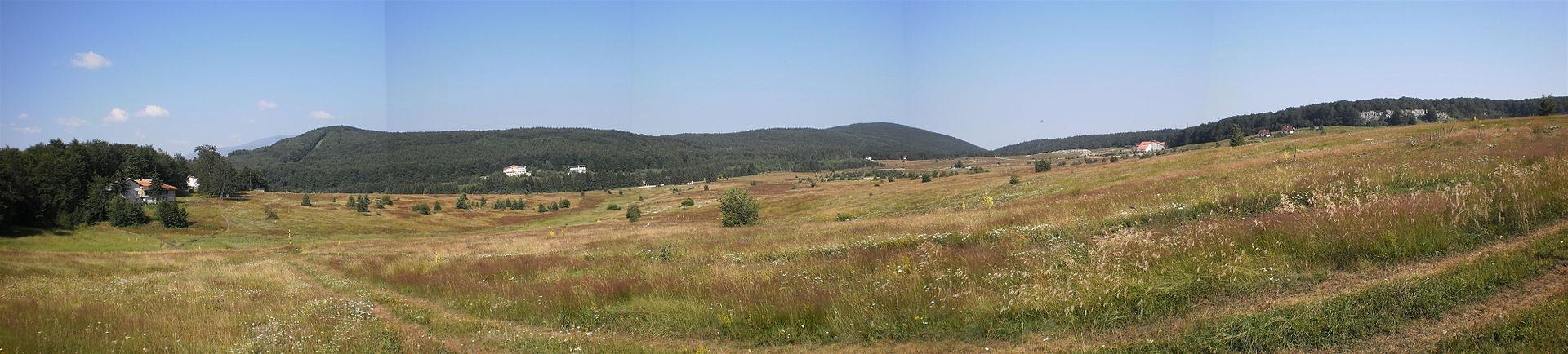 Местност Узана