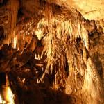 inside the yagodinska cave