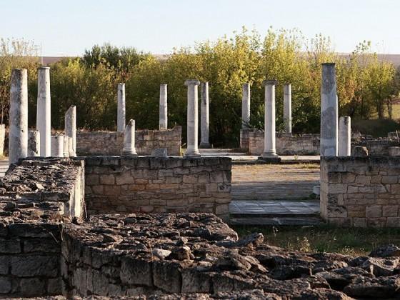 Археологически резерват – Абритус