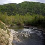 The Iskar river near the monastery