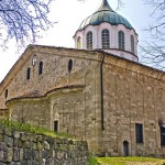 saint Nicolas church at the city of Elena