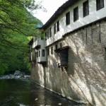 dryanovo monastery main building outer wall