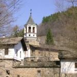 dryanovo monastery belfry