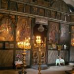 the dryanovo monastery iconostatis