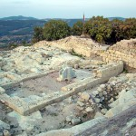 the temple of the ancient perperikon