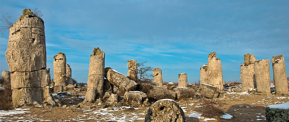 Побити камъни – Варна