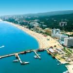 golden sands blacksea resort panorama