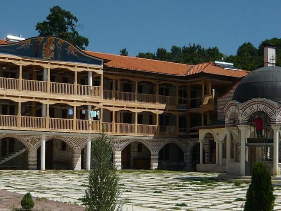 Църногорски или Гигински манастир