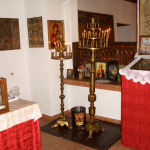 the nunnery at the city of Sopot - Bulgaria
