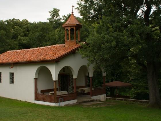 Златноливаденски манастир