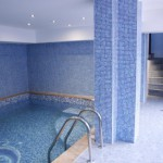 the SPA resort of Shipkovo mineral baths in the region of the city of Lovech - Bulgaria