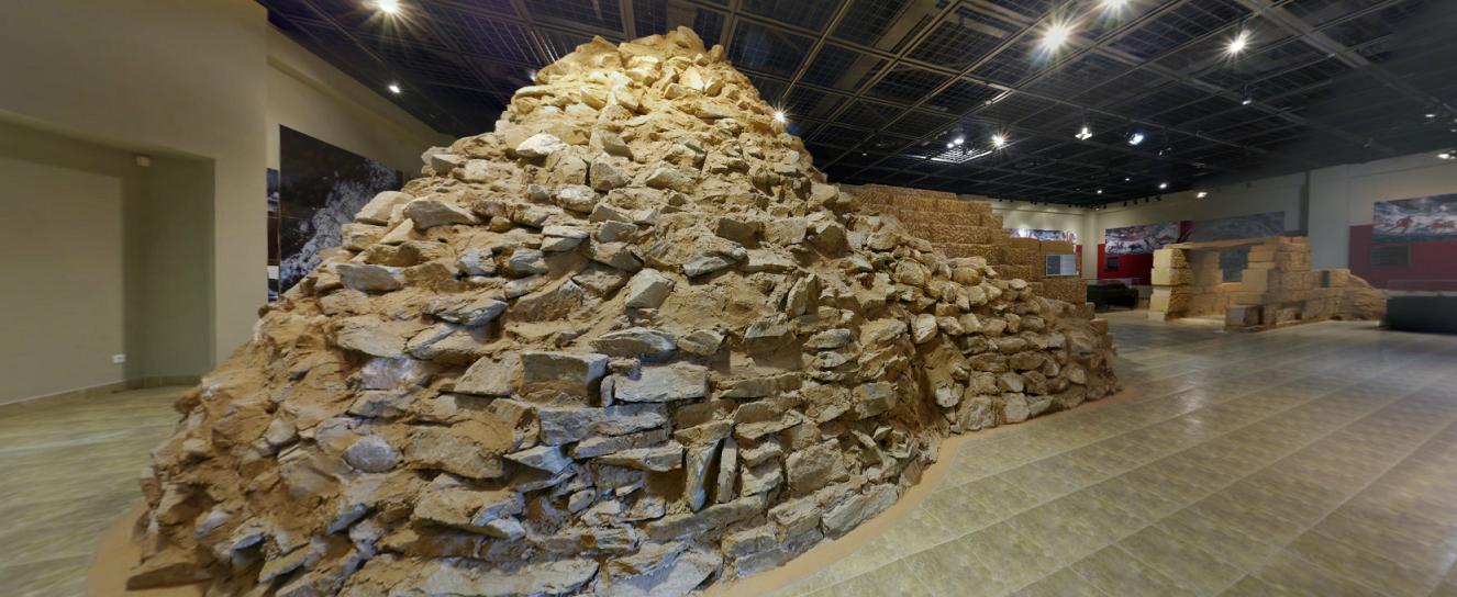 Александровска гробница и музеен център на тракийското изкуство в източните Родопи – Хасково