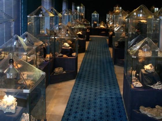 Кристална зала Родопски кристал – Мадан