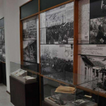 the museum of history and culture in the town of Kavarna - dedicated to the history and culture of the Dobrudja region, Bulgaria