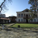 The house of the famous Bulgarian writer Aleko Konstantinov that serves as a museum in nowadays