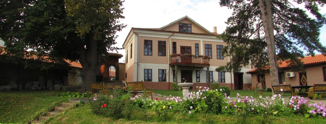"""Къща – музей """"Алеко Константинов"""" – Свищов"""