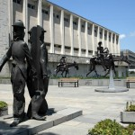 the national museum of humor in the Bulgarian capital of the humor - Gabrovo